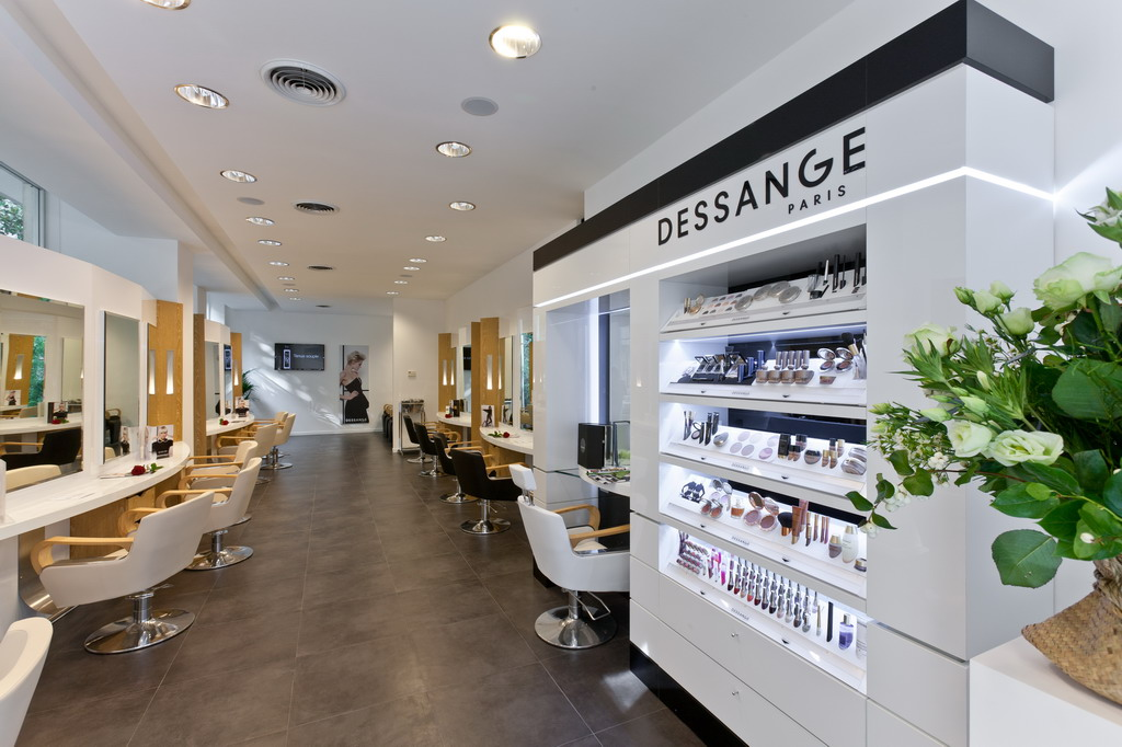 Dessange Paris Milano salone di bellezza